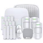 Alarme maison Ajax StarterKit blanc - Kit 5