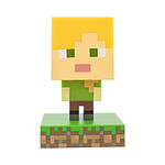 Minecraft - Veilleuse 3D Icon Alex