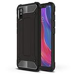 Lapinette Coque Anti Choc Pour Xiaomi Mi 8 Pro Modèle Armor Noir