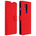 Avizar Etui folio Rouge pour OnePlus 8 Pro