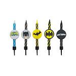 DC Comics - Pack 10 bougies Batman