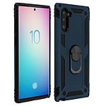 Avizar Coque Bleu Nuit pour Samsung Galaxy Note 10