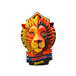 Harry Potter - Statuette Collector Collection Gryffindor Crest 26 cm