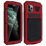 Avizar Coque Rouge pour Apple iPhone 11 Pro Max