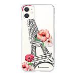 LA COQUE FRANCAISE Coque iPhone 11 360 intégrale transparente Un Printemps à Paris Tendance