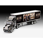 AC/DC - Maquette 1/32 avec accessoires Basic Level 3 Truck & Trailer 55 cm