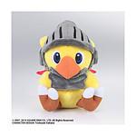 Final Fantasy Chocobo's Mystery Dungeon EVERY BUDDY! - Peluche Chocobo Knight 17 cm