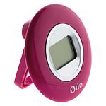 Thermomètre d'intérieur rose - Otio