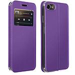 Avizar Etui folio Violet pour Apple iPhone 7 , Apple iPhone 8 , Apple iPhone SE 2020