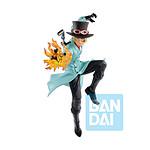 One Piece - Statuette Ichibansho Great Banquet Sabo 16 cm