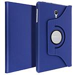 Avizar Etui folio Bleu pour Samsung Galaxy Tab A 10.5