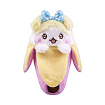 Bananya - Peluche Droopy Eared Bananya 18 cm