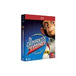 Coffret Les Chimpanzés Dans L'espace : Les Chimpanzés Dans L'espace 1  Les Chimpanzés Dans L'espace 2 [Blu-Ray]