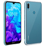 Avizar Coque Transparent pour Honor 8A , Huawei Y6 2019 , Huawei Y6S