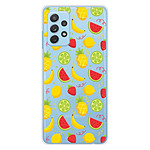 1001 Coques Coque silicone gel Samsung Galaxy A32 4G motif Fruits tropicaux