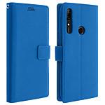 Avizar Etui folio Bleu pour Huawei P Smart Z , Honor 9X