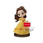 Disney - Figurine Q Posket Mini figurine Story of Belle Ver. D 7 cm