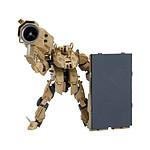 OBSOLETE - Figurine Plastic Model Kit Moderoid 1/35 USMC EXOFRAME Anti-Artillery Laser System 9