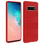 Avizar Coque Rouge pour Samsung Galaxy S10