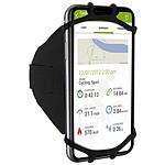 Avizar Brassard sport Noir pour Tous les smartphones compris entre 4 et 6 pouces