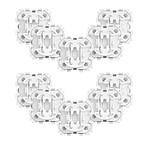 Lot de 10 modules encastrables contrôleur de volet roulant - Walli Roller Shutter Unit - Fibaro