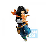 Dragonball Z - Statuette The Android Battle Android 17