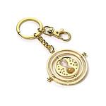 Harry Potter - Porte-clés Time Turner (plaqué argent)
