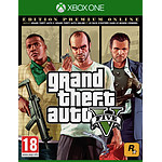 GTA V Premium Online Edition (XBOX ONE)