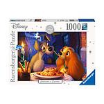 Disney - Puzzle Collector's Edition La Belle et le Clochard (1000 pièces)