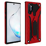Avizar Coque Rouge Hybride pour Samsung Galaxy Note 10 Plus
