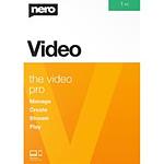 Nero Video - Licence perpétuelle - 1 poste - A télécharger