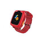 Elari Montre connectée pour enfant 3G GPS Elari Kidphone 3G Rouge