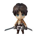 L'Attaque des Titans - Figurine Nendoroid Eren Yeager 10 cm