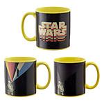Star Wars - Mug effet thermique R2-D2