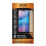 Isium Verre Trempe 2.5D Transparent Huawei P20 Lite