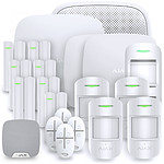 Ajax Alarme maison StarterKit blanc  Kit 12