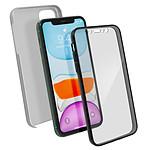 Avizar Coque Argent pour Apple iPhone 11