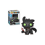 Dragons 3 - Figurine POP! Toothless 9 cm