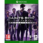 Saints Row The Third Remastered (XBOX ONE)