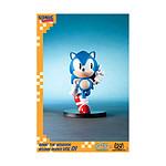 Sonic The Hedgehog - Figurine BOOM8 Series Sonic Vol. 01 8 cm
