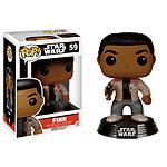 Star wars 7 - Figurine Bobble Head POP N° 59 Finn