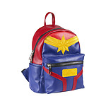 Captain Marvel - Sac à dos Casual Fashion Suit Captain Marve 22 x 23 x 11 cm