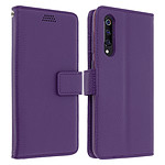 Avizar Etui folio Violet pour Xiaomi Mi 9 SE