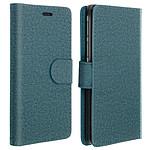 Avizar Etui folio Bleu pour Tous les smartphones compris entre 4,3 et 4,8 pouces