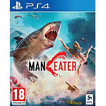 ManEater Day One Edition (incl. Tiger Shark DLC) (Playstation 4)