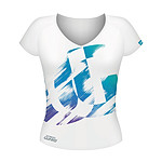 Ultimate Guard - T-Shirt femme UG Distressed Blanc  - Taille L