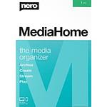 Nero MediaHome - Licence perpétuelle - 1 poste - A télécharger