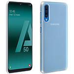 Avizar Coque Blanc pour Samsung Galaxy A50 , Samsung Galaxy A30s