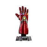 Avengers : Endgame - Réplique Life-Size Masterpiece 1/1 Nano Gauntlet 52 cm