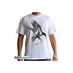 ASSASSIN'S CREED - Tshirt Corneille homme MC white - basic - Taille XL